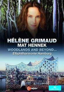Helene Grimaud - Woodlands and beyond..., DVD