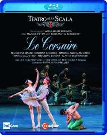 Ballet Company of Teatro alla Scala: Le Corsaire, Blu-ray Disc