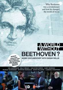 A World without Beethoven? (Dokumentation mit Sarah Willis), DVD
