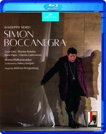 Giuseppe Verdi (1813-1901): Simon Boccanegra, Blu-ray Disc