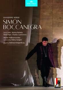Giuseppe Verdi (1813-1901): Simon Boccanegra, 2 DVDs