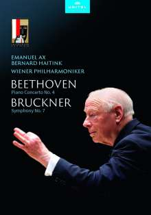 Bernard Haitink - Salzburger Festspiele 2019, DVD