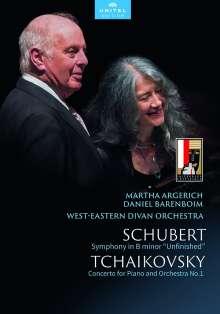 Martha Argerich & Daniel Barenboim - Salzburger Festspiele 2019, DVD