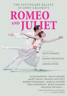 The Stuttgart Ballet - John Cranko's Romeo and Juliet, 2 DVDs