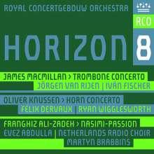 Concertgebouw Orchestra - Horizon 8, Super Audio CD