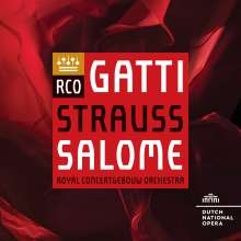 Richard Strauss (1864-1949): Salome, 2 Super Audio CDs