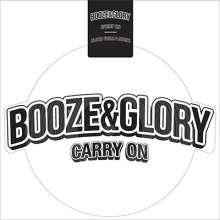 "Booze & Glory: Carry On, Single 10"""