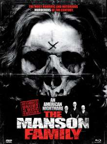 The Manson Family (Blu-ray & DVD), Blu-ray Disc