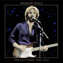 Andrew Gold: Late Show: Live 1978, CD