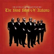 Blind Boys Of Alabama: Go Tell It On The Mountain, CD