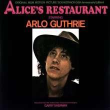 Filmmusik: Alice's Restaurant (50th Anniversary Edition), 2 LPs