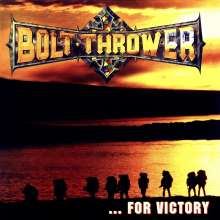 Bolt Thrower: For Victory, LP