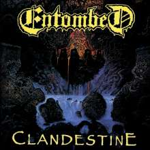 Entombed: Clandestine (FDR Remastered), CD