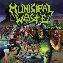 Municipal Waste: The Art Of Partying, LP