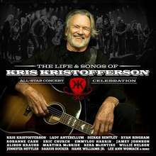 The Life & Songs Of Kris Kristofferson: All-Star Concert Celebration, 2 CDs und 1 DVD