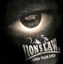 Lion's Law: Open Your Eyes, LP