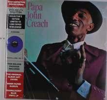 Papa John Creach: Papa John Creach (Blue Vinyl) (Limited-Edition), LP