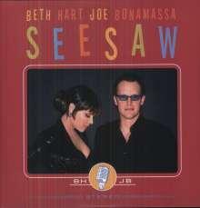 Beth Hart & Joe Bonamassa: Seesaw, LP