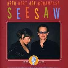 Beth Hart & Joe Bonamassa: Seesaw -Cd+Dvd/Ltd-, 2 CDs