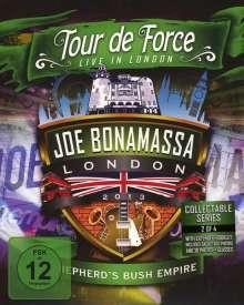 Joe Bonamassa: Tour De Force: Shepherd's Bush Empire 2013, 2 DVDs