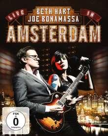 Beth Hart & Joe Bonamassa: Live In Amsterdam, 2 DVDs