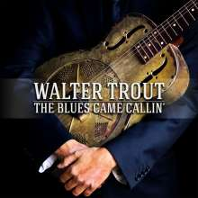 Walter Trout: The Blues Came Callin' (Special Edition) (CD + DVD), 1 CD und 1 DVD