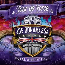 Joe Bonamassa: Tour De Force: Live In London, Royal Albert Hall 2013, 2 CDs