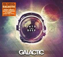 Galactic: Into The Deep, CD