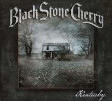 Black Stone Cherry: Kentucky, CD