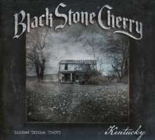 Black Stone Cherry: Kentucky (Limited Deluxe Edition), 1 CD und 1 DVD