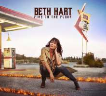 Beth Hart: Fire On The Floor, CD