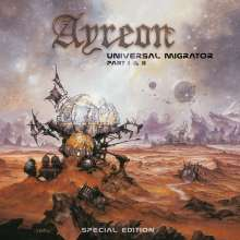 Ayreon: Universal Migrator Part 1 & 2 (Special Edition), 2 CDs