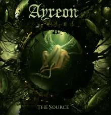 Ayreon: The Source (Limited-Earbook-Edition), 4 CDs und 1 DVD