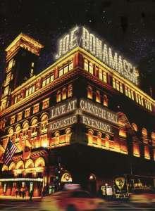 Joe Bonamassa: Live At Carnegie Hall: An Acoustic Evening, 2 DVDs