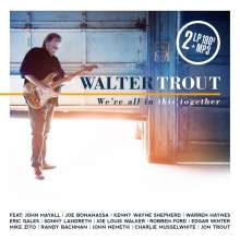 Walter Trout: We're All In This Together (180g), 2 LPs