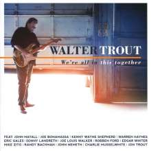 Walter Trout: We're All In This Together, CD