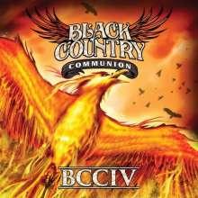 Black Country Communion: BCCIV (180g) (Limited-Edition) (Orange Vinyl), 2 LPs