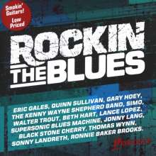 Rockin' The Blues, CD