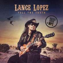 Lance Lopez: Tell The Truth (180g) (Limited-Edition), LP