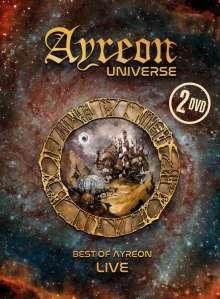 Ayreon: Ayreon Universe - Best Of Ayreon Live, 2 DVDs