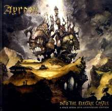 Ayreon: Into The Electric Castle (20th-Anniversary-Edition), 4 CDs und 1 DVD