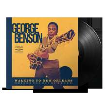 George Benson (geb. 1943): Walking To New Orleans: Remembering Chuck Berry And Fats Domino (180g), LP