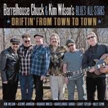 Barrelhouse Chuck: Driftin' From Town To Town, CD