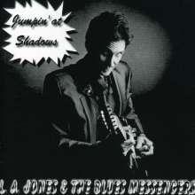 La Jones: Jumpin At Shadows, CD
