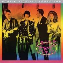 The B-52s: Cosmic Thing (140g) (Limited-Numbered-Edition), LP