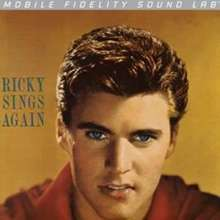 Rick (Ricky) Nelson: Ricky Sings Again (140g) (Limited-Numbered-Edition), LP