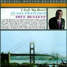 Tony Bennett (geb. 1926): I Left My Heart In San Francisco (180g) (Limited-Edition), LP