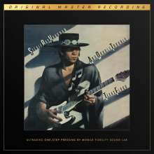 Stevie Ray Vaughan: Texas Flood (180g) (UltraDisc One-Step) (Limited-Numbered-Edition), 2 LPs