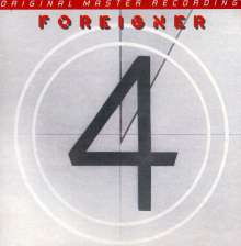 Foreigner: 4 (Hybrid-SACD) (Limited-Numbered-Edition), SACD