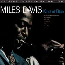 Miles Davis (1926-1991): Kind of Blue (Limited Numbered Edition) (Hybrid-SACD), Super Audio CD